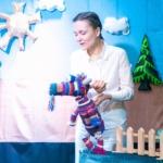 Кукольный интерактивный спектакль