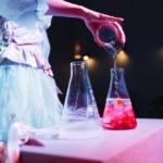 Научное-шоу для малышей